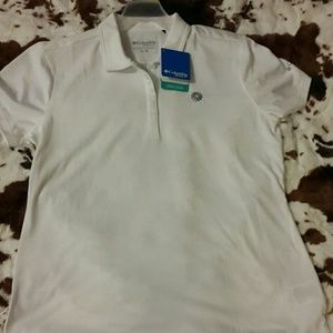 Omino wick women's Birdie Polo by Columbia